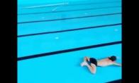 Kaip plaukioti be vandens