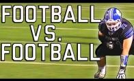 Amerikietiško ir europietiško futbolo FAIL rinkinys