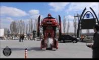 Transformeriai realiame gyvenime