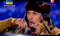 Dambrelis transo muzikoje [Ukraina turi talentų]