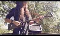 Gitara iš kastuvo