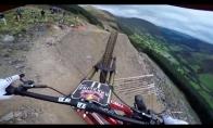 Paisvažinėkim dviračiu nuo kalno