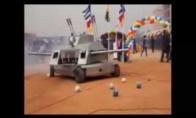 Afrikos karinė technika