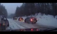 Ledukas Rusijos kelyje