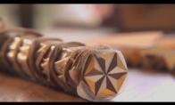 Japonų medžio apdirbimo menas