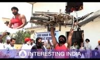 Stipriausias vyras Indijoje