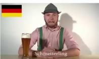 Kaip skamba vokiečių kalba lyginant su kitomis