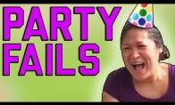 Vakarėlių FAIL rinkinys