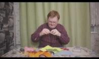 Rusiška origami pamokėlė