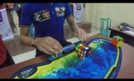 Naujas Rubiko kubo rekordas