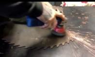Kaip pasidaryti Tomahawk kirvį