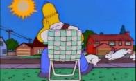 Homeris perka ginklą