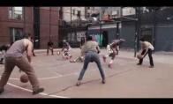 Harlem Globetrotters pasirodymas