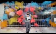 Nerealus naujausias OK GO vaizdo klipas