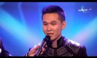 Nerealus šokėjo pasirodymas Mongolijos talentuose