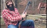 Medžiotojas - muzikantas
