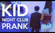 Ar gali vaikas patekti į naktinį klubą?