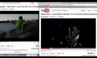 2 YouTube muzikiniai klipai skamba tobulai kartu [LCD SoundSystem ir Miles Davis Mashup]
