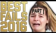 Geriausių 2016 metų FAIL rinkinys [1 dalis]