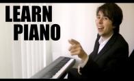 Kaip groti pianinu nemokant groti