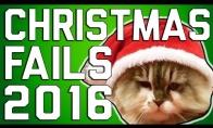 Smagiausių Kalėdinių FAIL rinkinys