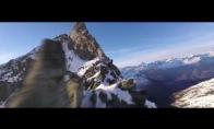 Dronas kalnuose