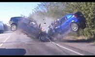 Automobilių avarijų rinkinys