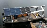 Savadarbė, saulės energija varomas laivas