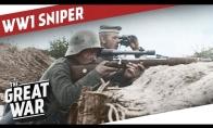 Snaiperiai per pirmą pasaulį karą