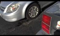 Kaip nepamesti savo automobilio sausakimšoje aikštelėje?