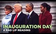 Kas iš tiesų vyko per Trumpo inauguraciją?