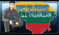 Kaip kalbėti lietuviškai? [Pamoka užsieniečiams]