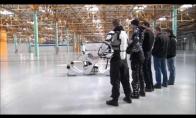 Pirmasis pasaulyje keleivinis dronas