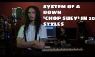 Įvairūs SOAD - Chop Suey coveri'ai