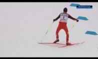Visų laikų blogiausias pasirodymas slidinėjimo čempionate