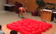 Šuo pasaulio balionų sprogdinimo rekordininkas