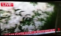 Australams patinka potvyniai