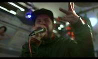 Nelegalus Drum and Bass vakarėlis metro