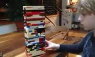 Įspūdingas vaiko lego seifas