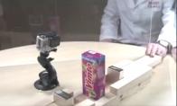 Magnetai vs įvairūs daiktai