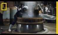Kaip gaminamas sojų padažas
