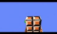 Mario žaidimas su virtualios realybės akiniais