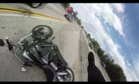 """""""Nugesino"""" motociklą"""