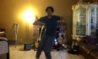 Kietas hip-hopo šokis