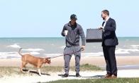 Ar žmonės parduos savo šunį už 100 tūkst. dolerių?