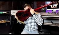Visos populiarios gitaros solo technikos