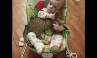 Kūdikis ir jo geriausias draugas