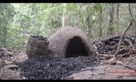 Kaip urviniai žmonės pasidarydavo anglies
