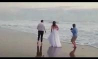 Kaip per kelias sekundes sugadinti savo vestuves