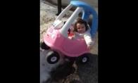Vaikas prigautas neblaivus už vairo